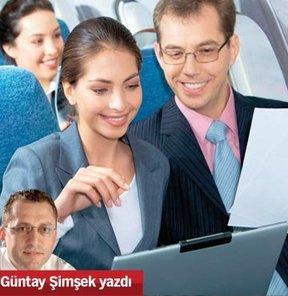 Uçakta yanınızda kimin oturduğunu bilmek ister misiniz?