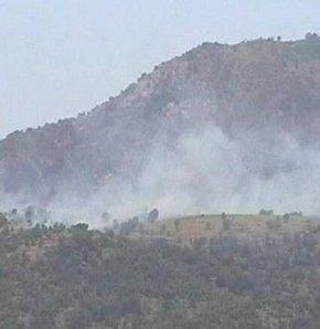 Hakkari Dağlıca'da çatışma
