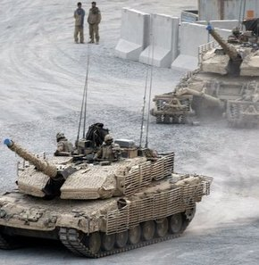 Bu tanklar Arap Baharı'nı öldürebilir