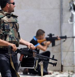 Suriye, silah