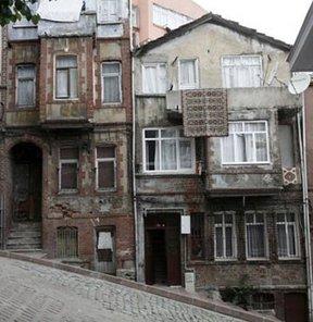 Fener-Balat-Ayvansaray projesi kentsel dönüşüm Fatih Belediyesi Sulukule proje iptal