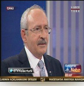 Kılıçdaroğlu Habertürk'te CANLI YAYIN