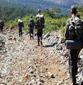 Bitlis'te çatışma, Köy korucuları ile PKK'lılar arasında çatışma