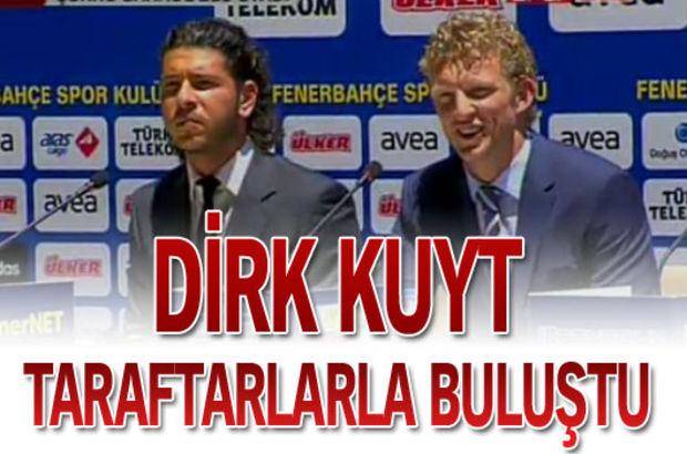 Fenerbahçe, Dirk Kuyt