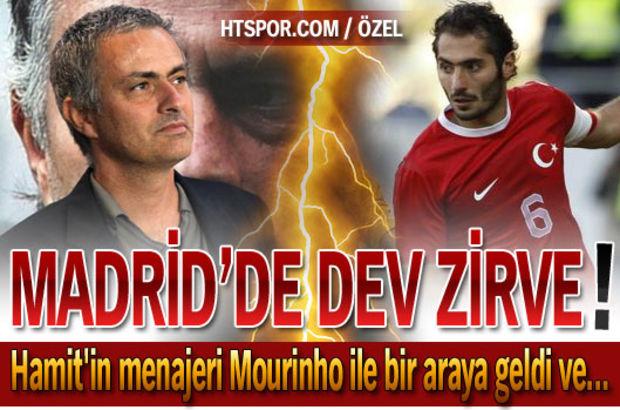 Galatasaray, Reza Fazeli, Hamit Altıntop, Real Madrid, Jose Mourinho