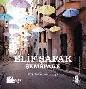 Elif Şafak'tan yeni bir kitap daha!