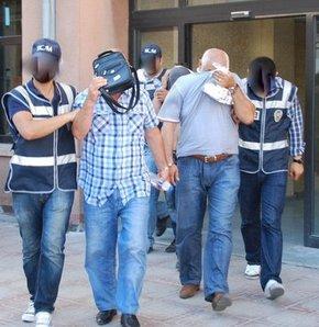 Ankara'da çok sayıda adrese eş zamanlı operasyon