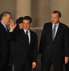 Erdoğan, Sarkozy