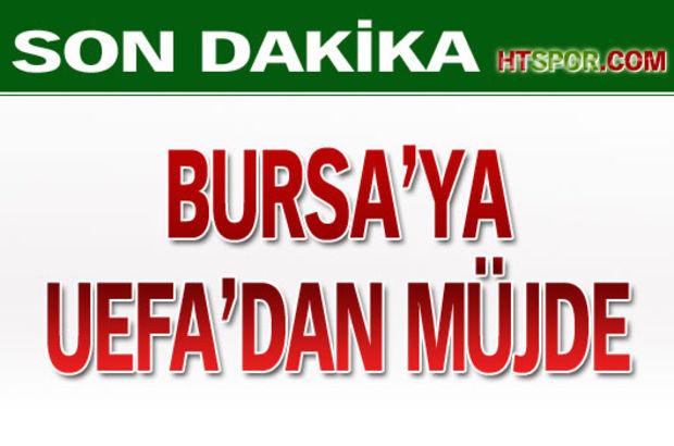 Bursaspor, UEFA, CAS, ceza