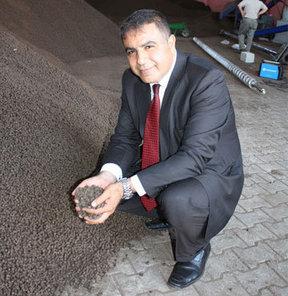 Zeytin çekirdeğinden üretilen yakıt ithal kömüre rakip oldu!