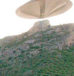 Konya'da çekilen UFO fotoğrafı üzerine inceleme yapılacak