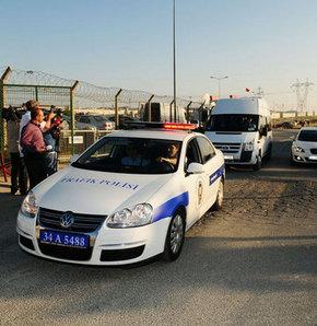 Silivri Açık Ceza İnfaz Kurumu'nda KCK önlemi