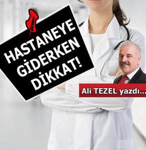 Ali Tezel yazdı