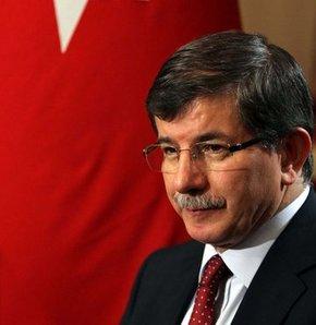 Dışişleri Bakanı Ahmet Davutoğlu