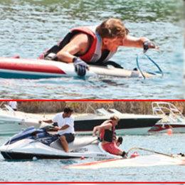 Eczacıbaşı'nın sörf tutkusu...