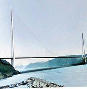 3. Köprünün detayları, Bakan 3. köprüyü Habertürk'e tanıttı