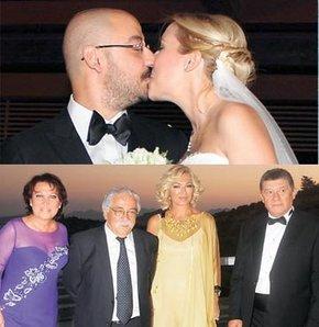 Oya Başar ile dizide eşini canlandıran Tarık Ünlüoğlu gerçek hayatta dünür oldu.