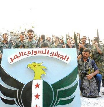 Özgür Suriye Ordusu'ndan PKK'ya uyarı