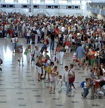 Turist sayısı toparlanıyor