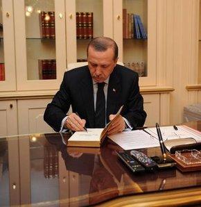 Erdoğan'dan kitap önerileri