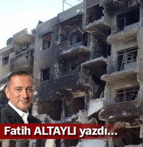 Fatih Altaylı, Suriye, Hülya Avşar, Barzani, Levent Kırca