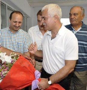MHP'li Koray Aydın genel başkanlık yarışı için yollarda