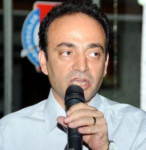 BDP'li Diyarbakır Büyükşehir Belediye Başkanı Osman Baydemir