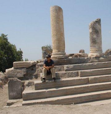 Fethiye'de 3. yüzyıldan kalma tapınak bulundu!