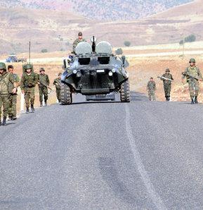 PKK'nın Şemdinli'ye saldırı girişimi püskürtüldü, pkk, terörle mücadele, şemdinli