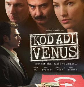 Bir Kıbrıs filmi: 'Kod Adı Venüs'