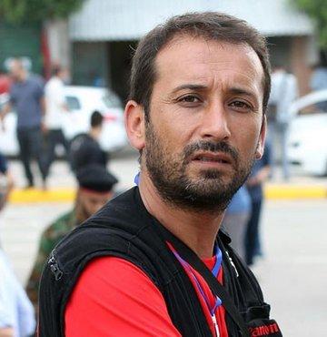 AA foto muhabiri Suriye'de yaralandı