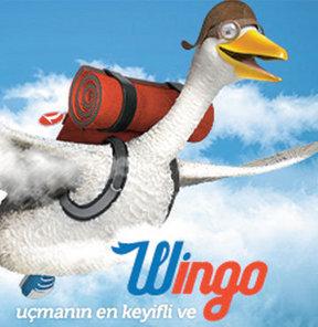 THY'nin promosyon yüzü 'Kaz Wingo'