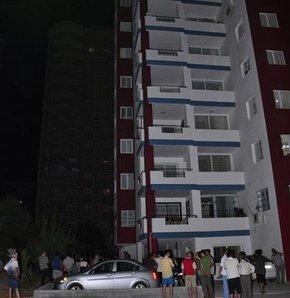 Adana'da balkondan atlayan genç kız canına kıydı