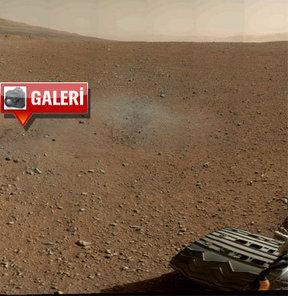 Mars'tan en net görüntüsü!