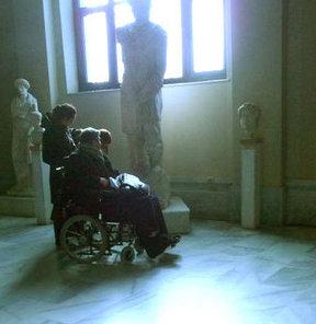 Engelsiz müze ve saraylar projesi Ayasofya ile başlıyor