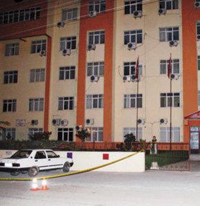 PKK'lı bombacı güvenlik kamerasına yakalandı