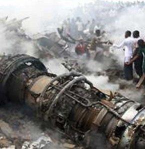 Sudan'da düşen uçakta 31 kişi öldü
