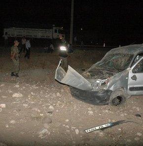 Van'da feci trafik kazası: 4 ölü, 2 yaralı