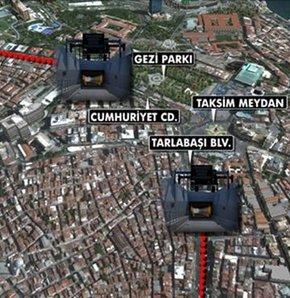 Taksim Yayalaştırma Projesi