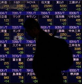 Küresel piyasalar yeni haftaya satışla başladı