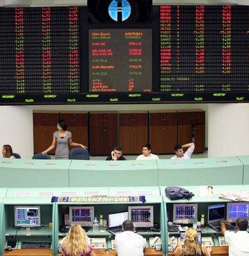 Piyasa yukarı eğilimli