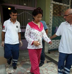 Ataşehir'de ilginç bir yaralama