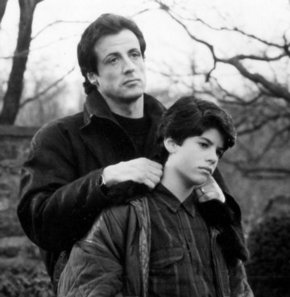 Sylvester Stallone ve oğlu