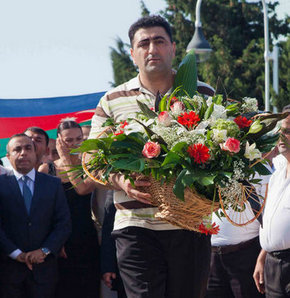 Azerbaycan'ın yeni kahramanı