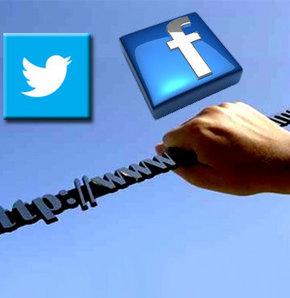 Devlet Twitter ve Face'e müdahale hazırlığında