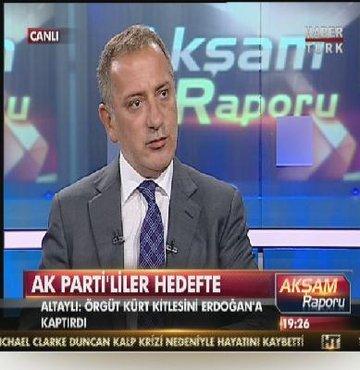 """""""PKK'nın hedefi Erdoğan ve AK Parti"""""""