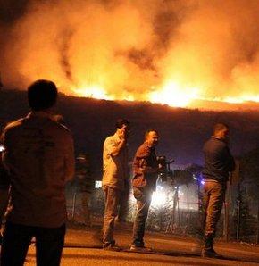 Afyon'daki mühimmat deposunda patlama