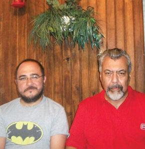 Çok okunan ama konuşmayan yazar İhsan Oktay Anar, Kürşad Oğuz'a konuştu