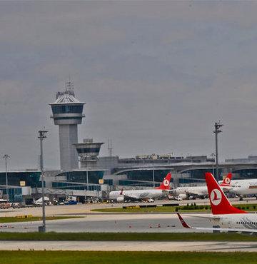 Üçüncü havalimanı için ilk adım!