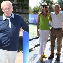 Liderlerin tenis turnuvası